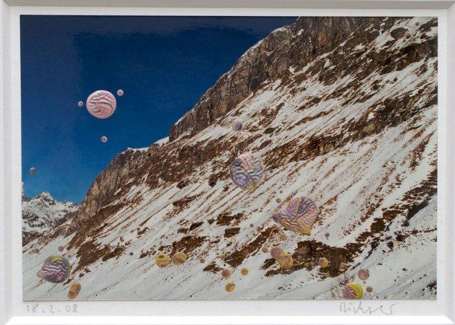 Gerhard Richter. '18.2.08' 2008