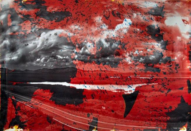 Matthew Brandt. 'Grays Lake, ID 7' 2013
