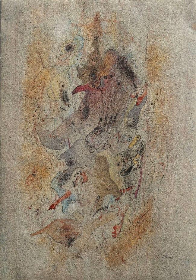 Wols. 'Composition' 1941-1942