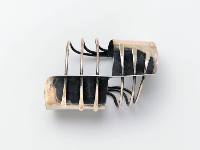 "Art Smith (American, 1917-1982) '""Modern Cuff"" Bracelet' designed c. 1948"