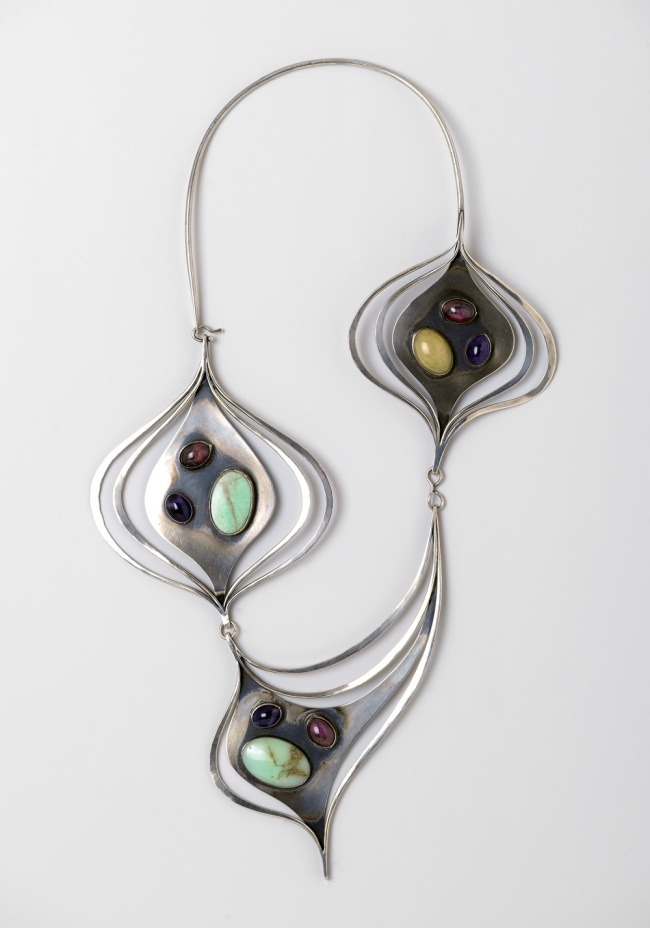 Art Smith (American, 1917-1982) 'Ellington Necklace' c. 1962