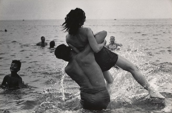 Garry Winogrand 'Coney Island, New York' c. 1952