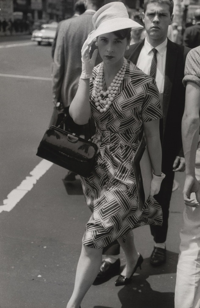 Garry Winogrand. 'New York' 1961