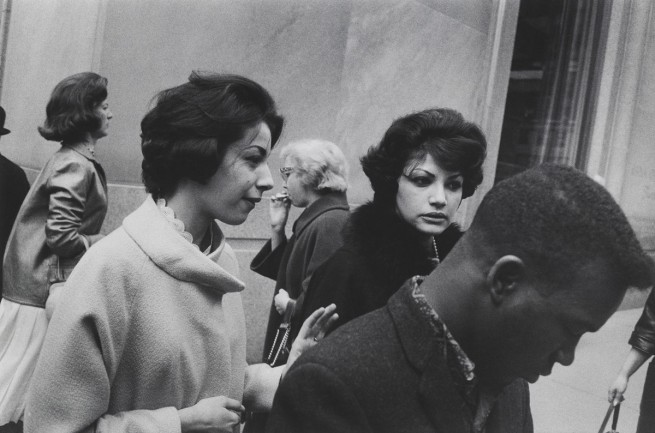 Garry Winogrand. 'New York' c. 1960