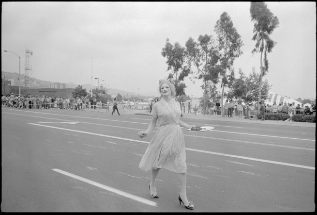 Garry Winogrand. 'Los Angeles' 1983