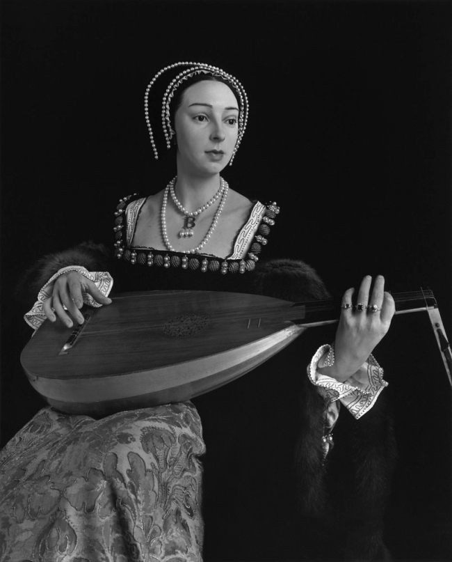 Hiroshi Sugimoto (Japanese, born 1948) 'Anne Boleyn' 1999