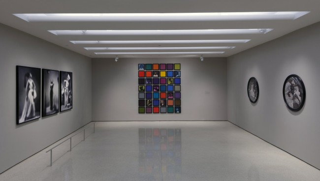 Installation view: 'Carrie Mae Weems: Three Decades of Photography and Video', Solomon R. Guggenheim Museum, New York, January 24-May 14, 2014