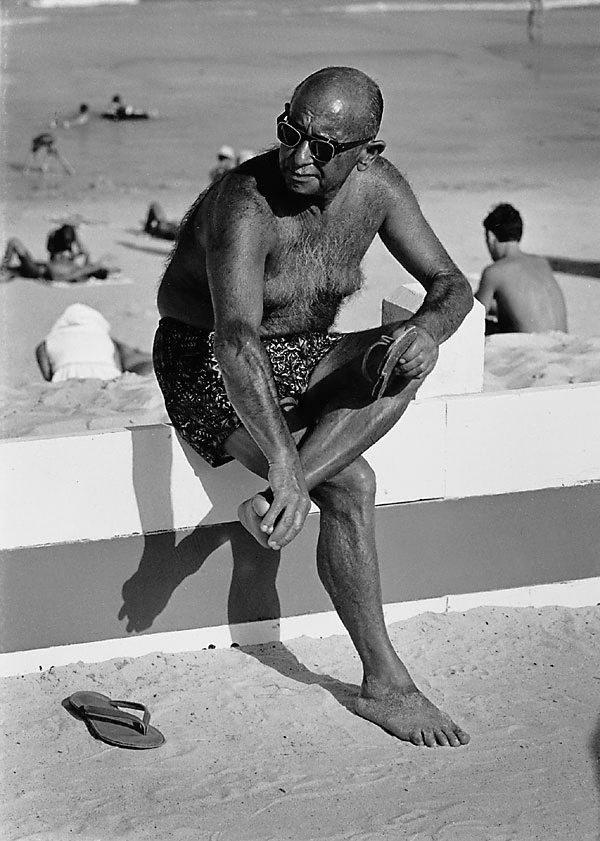 Jeff Carter (Australia 05 Aug 1928 - Oct 2010) 'The Sunbather' 1966