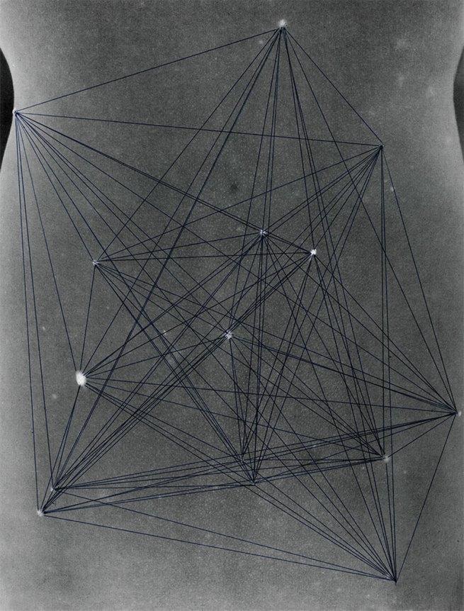 Catherine Evans. 'Constellation II' 2014