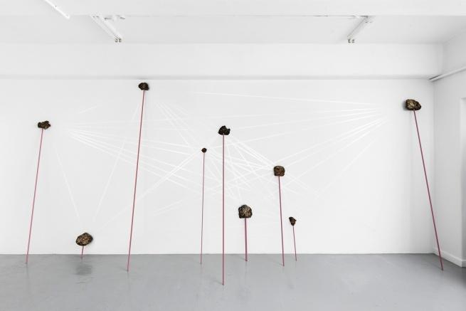 Catherine Evans. 'Standing Stone' 2014
