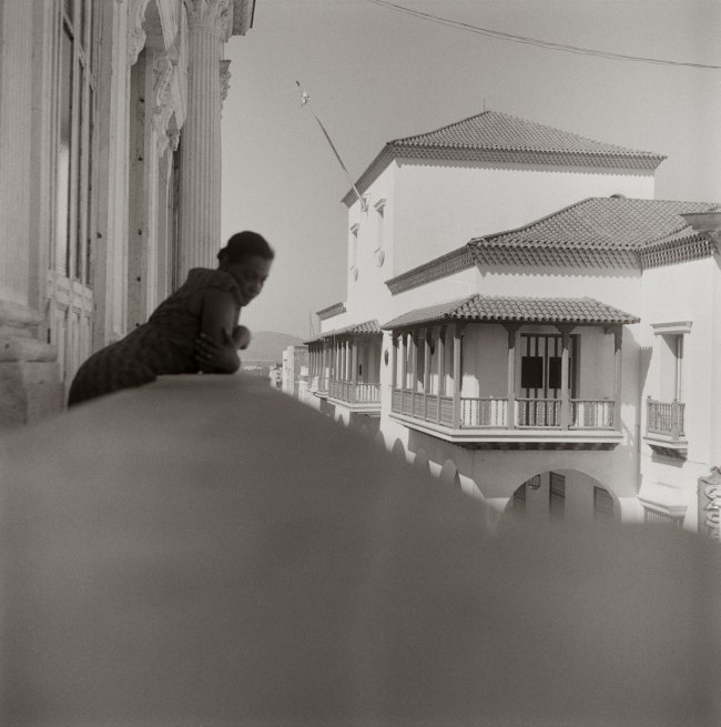 Carrie Mae Weems. 'Listening for the Sounds of Revolution' (from 'Dreaming in Cuba') 2002