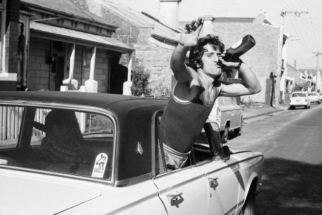 Rennie Ellis. 'Fitzroy extrovert' 1974