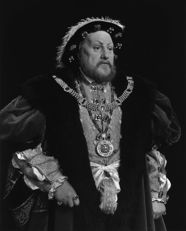 Hiroshi Sugimoto (Japanese, born 1948) 'Henry VIII' 1999
