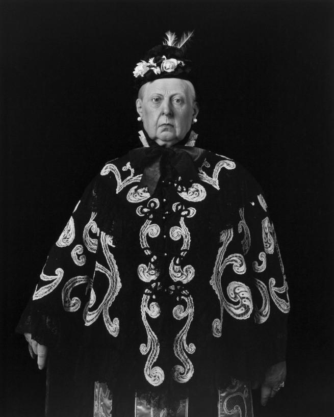 Hiroshi Sugimoto (Japanese, born 1948) 'Queen Victoria' 1999