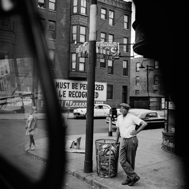 Vivian Maier. 'June 19, 1961, Chicago IL' 1961