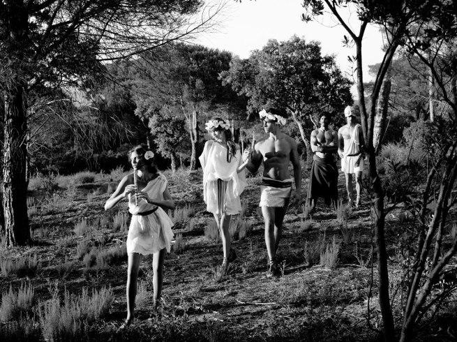 Karl Lagerfeld. 'Modern Mythology' 2013