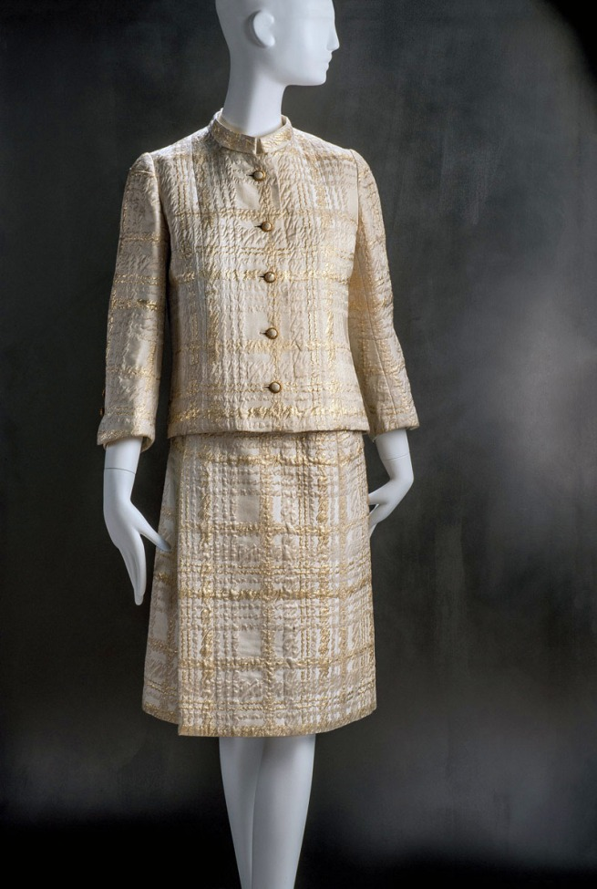 Gabrielle Chanel. 'Costume, C. H. Kuehne & Zn' Autumn / Winter 1966/67, licensed by Chanel