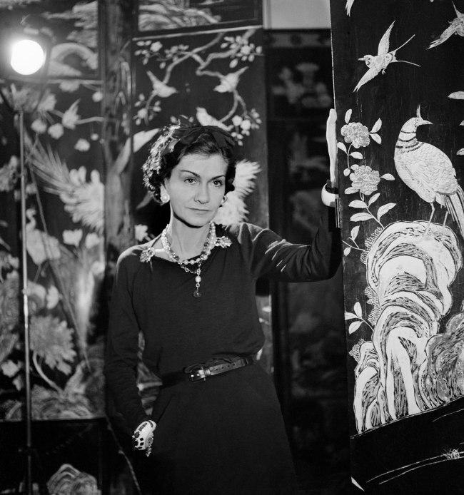 Boris Lipnitzki. 'Coco Chanel' 1937