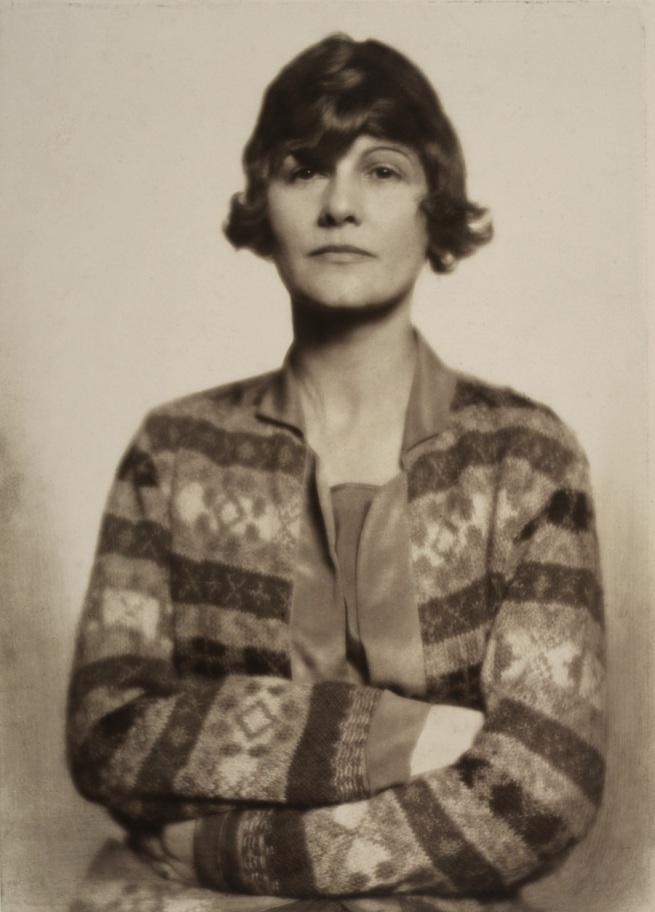 Madame D'Ora. 'The fashion designer Coco Chanel' about 1927