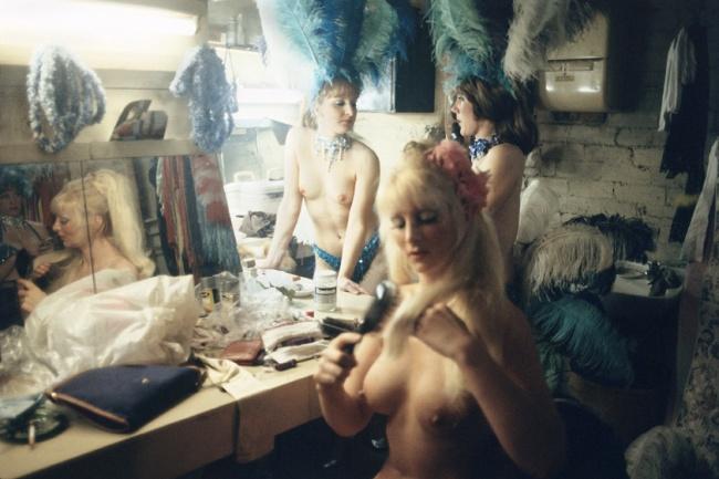 Rennie Ellis. 'My Bare Lady, The Ritz, St Kilda' 1977