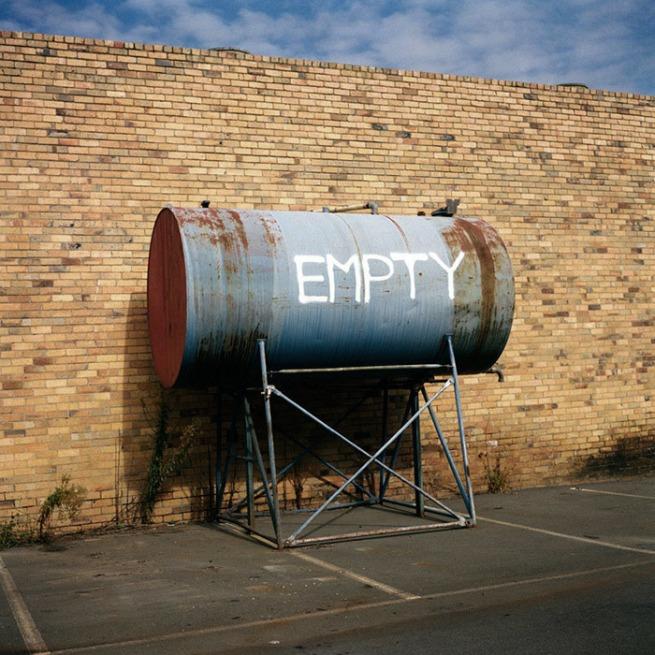 Glenn Sloggett (Australia 1964 - ) 'Empty' 2000