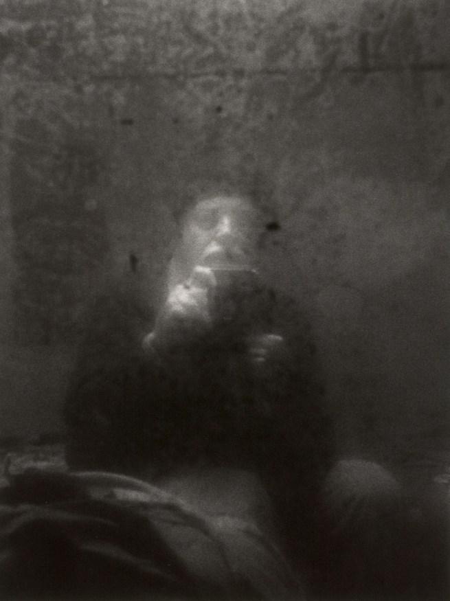 Christer Strömholm. 'Hotel Central, Paris (Self-portrait)' 1951/1981