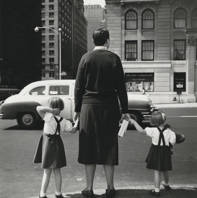 Vivian Maier. 'Untitled' 1954
