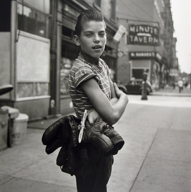 Vivian Maier. 'Untitled' 1954