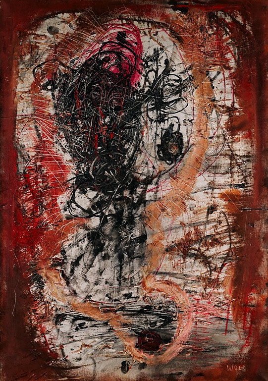 Wols. 'Untitled' 1946-47