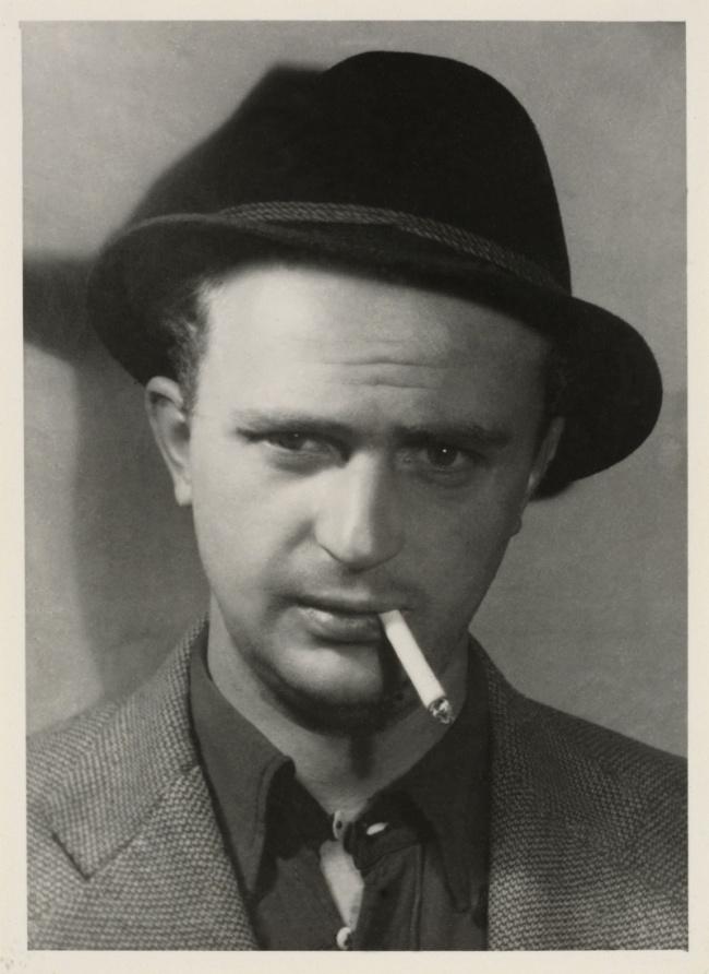 Wols. 'Self Portrait with Hat' 1937-38