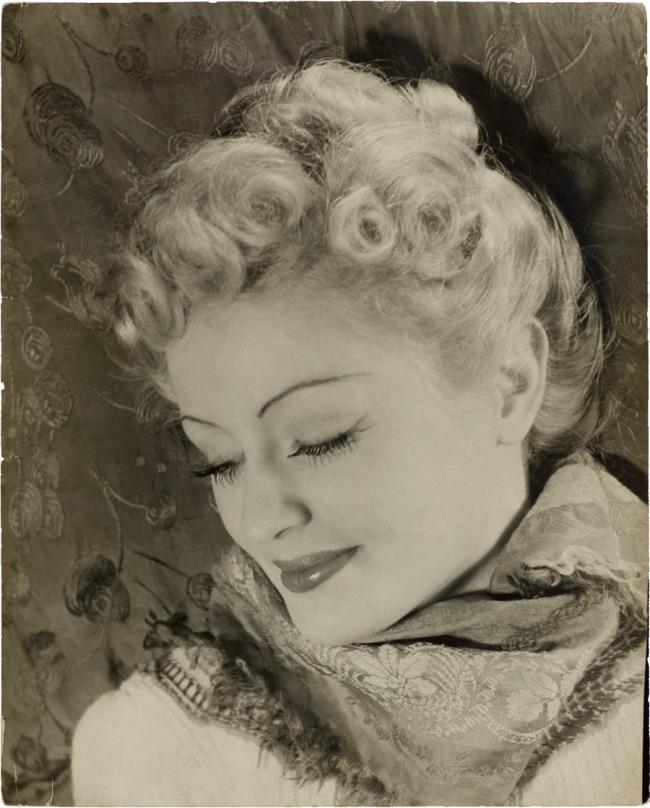 Wols. 'Nicole Bouban' Autumn 1932 - October 1933 / January 1935 to 1937
