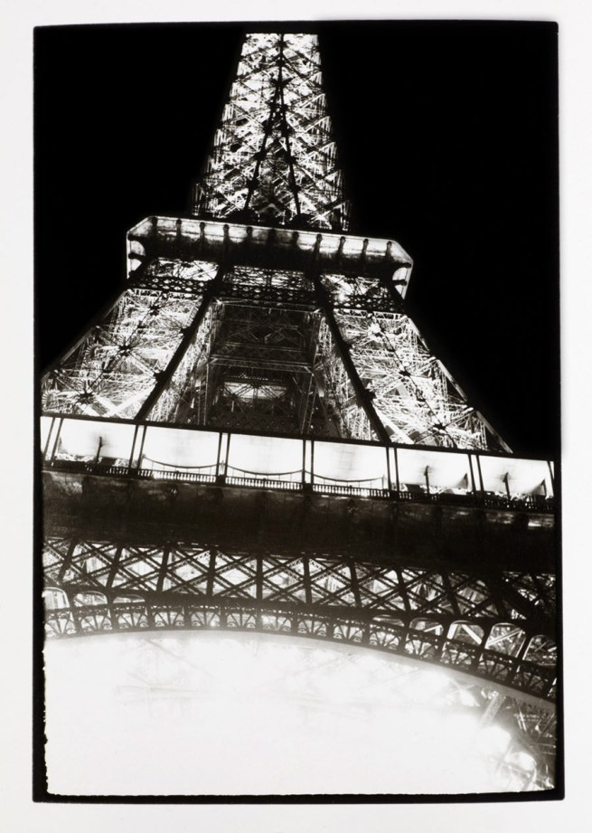 Wols. 'Untitled [Paris - Eiffel Tower]' 1937