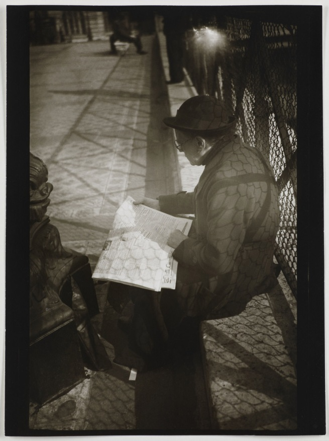 Wols. 'Untitled [Paris - Flea Market]' Autumn 1932 - October 1933 / January 1935 to 1936