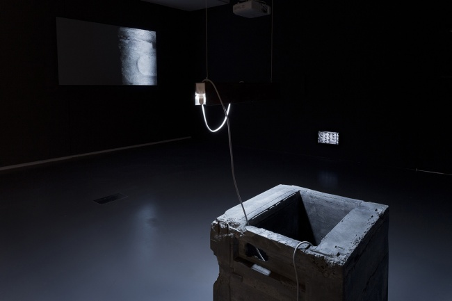 Nicholas Mangan. 'Some kinds of duration' 2011