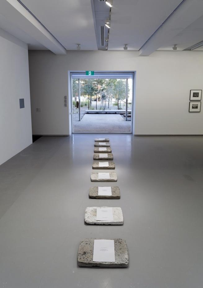 Saskia Doherty. 'Footfalls' 2013-14