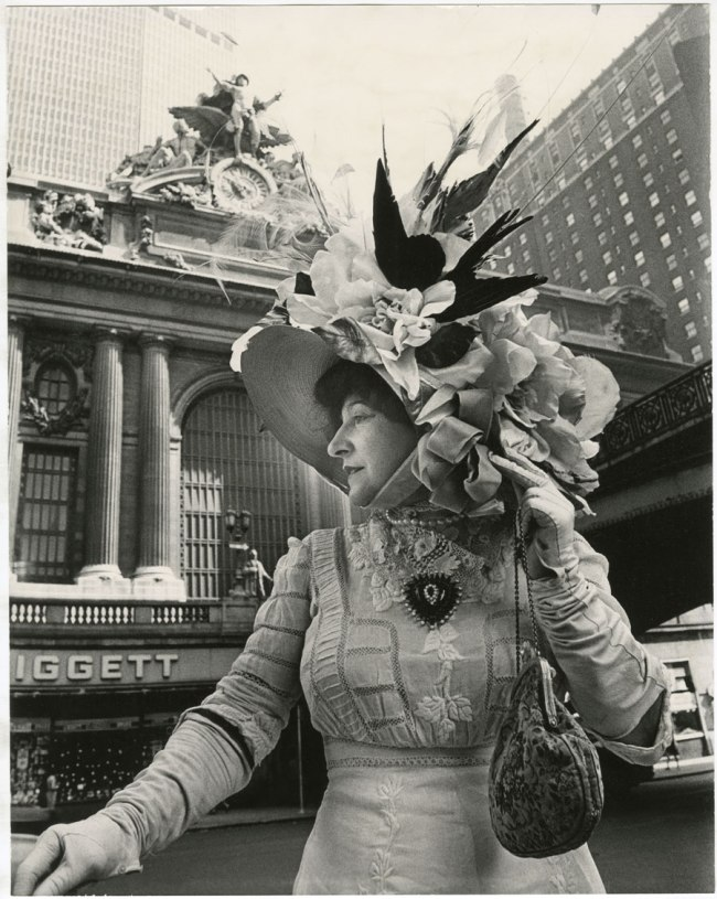 Bill Cunningham. 'Grand Central Terminal (built c. 1903-1913)' c. 1968-1976
