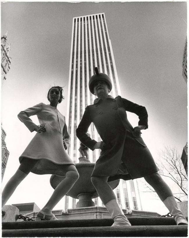 Bill Cunningham. 'General Motors Building' c. 1968-1976