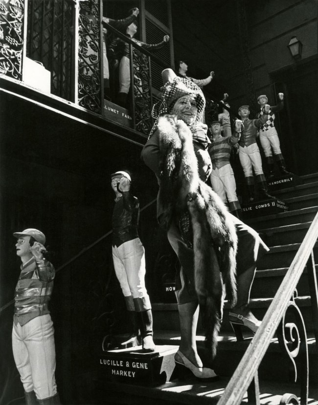 Bill Cunningham. 'Club 21' (founded c. 1920s; costume c. 1940) c. 1968-1976