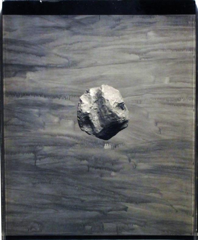 John Divola. 'Rock and Water #1, 88RW1' 1988