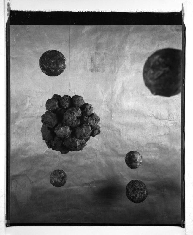 John Divola. 'Cells, 87CA1' 1987-89