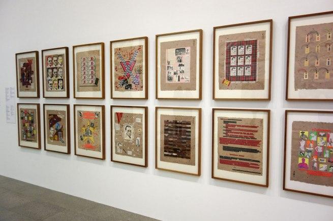 David McDiarmid Various artworks from 1978