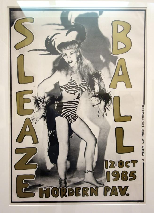 David McDiarmid. 'Sleaze Ball, Horden Pavilion, 12 October 1985' 1985