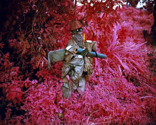 Richard Mosse. 'Even Better Than The Real Thing, North Kivu, Eastern Congo' 2011