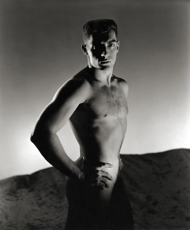 George Platt Lynes. 'Don Cerulli' 1952