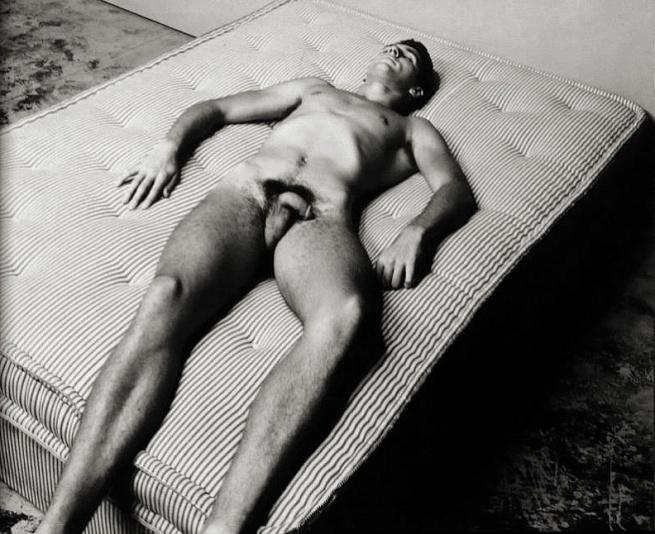 George Platt Lynes. 'Jack Fontan' c. 1950