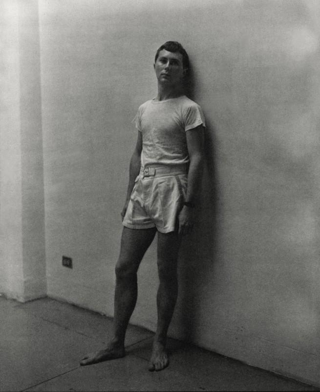 George Platt Lynes. 'George Tooker' 1945