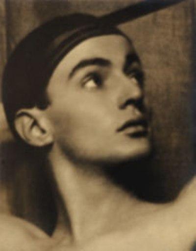 Man Ray. 'George Platt Lynes' 1927