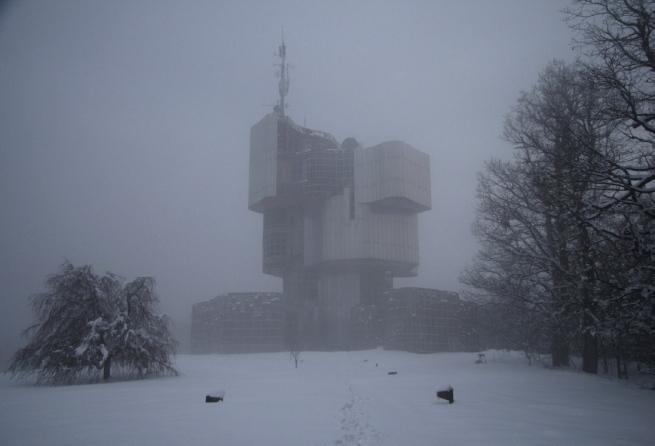 Igor Grubic. 'Monument' 2014