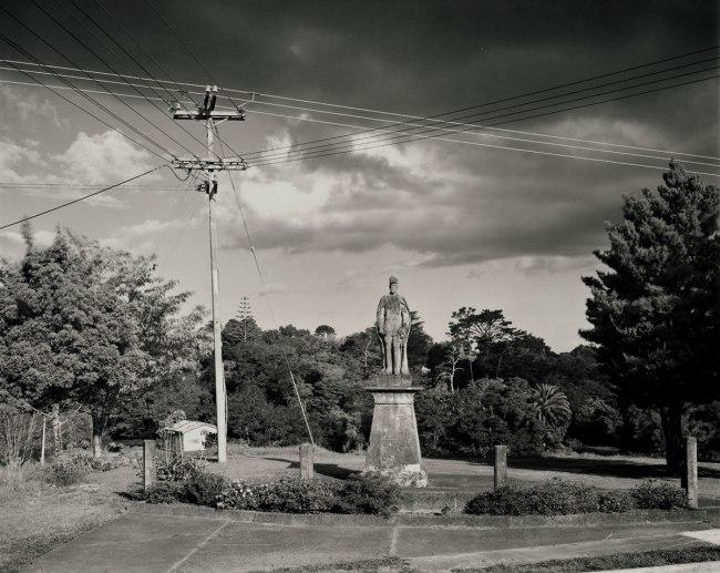 Laurence Aberhart. 'Matakana, North Auckland' 1994
