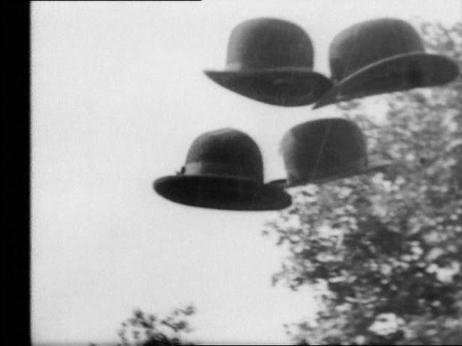 Hans Richter. 'Ghosts Before Breakfast' 1928